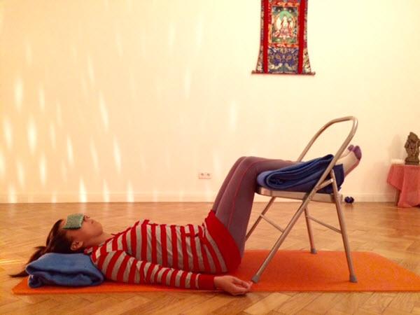 Shavasana Entspannung Gelassenheit Business Yoga | Yoga Solar Berlin
